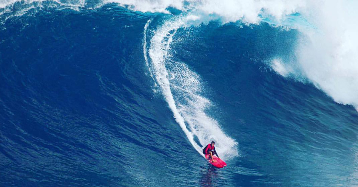 Mental Strength for surfers