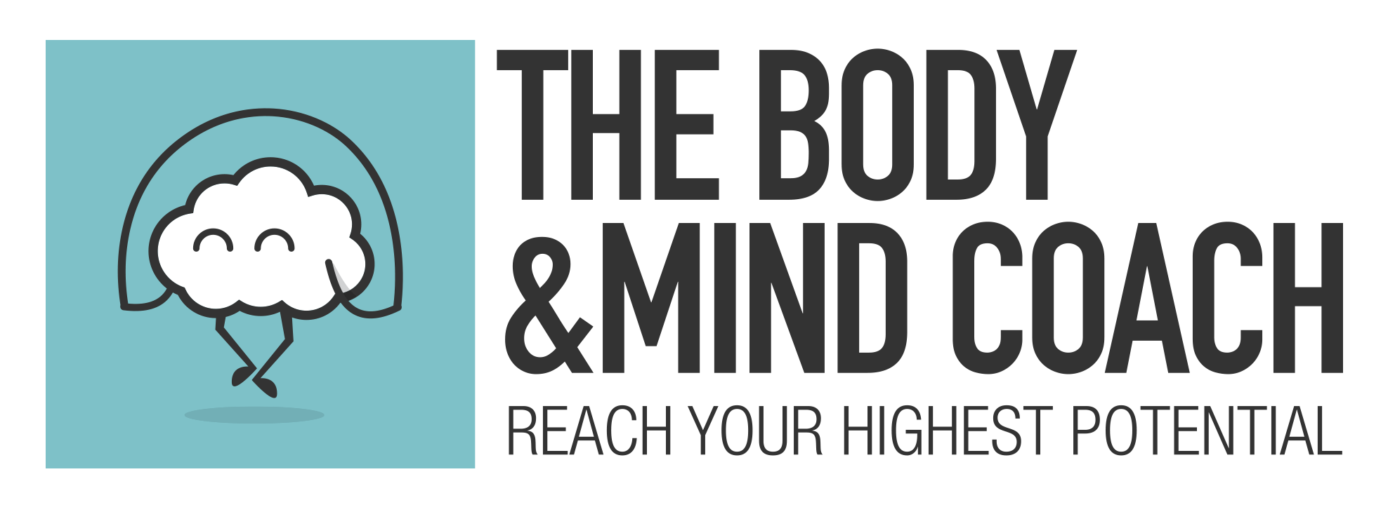 The body and mind coach logo