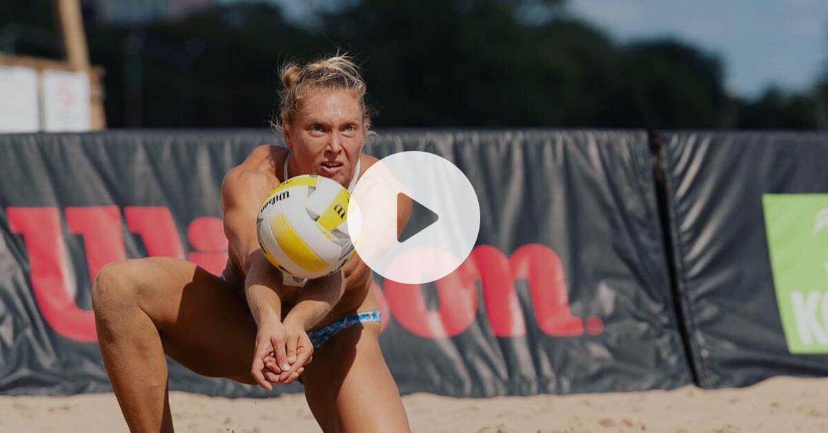 Carly Wopat Volleyball mindset training