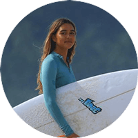 World Surf league Surf Mindset coach