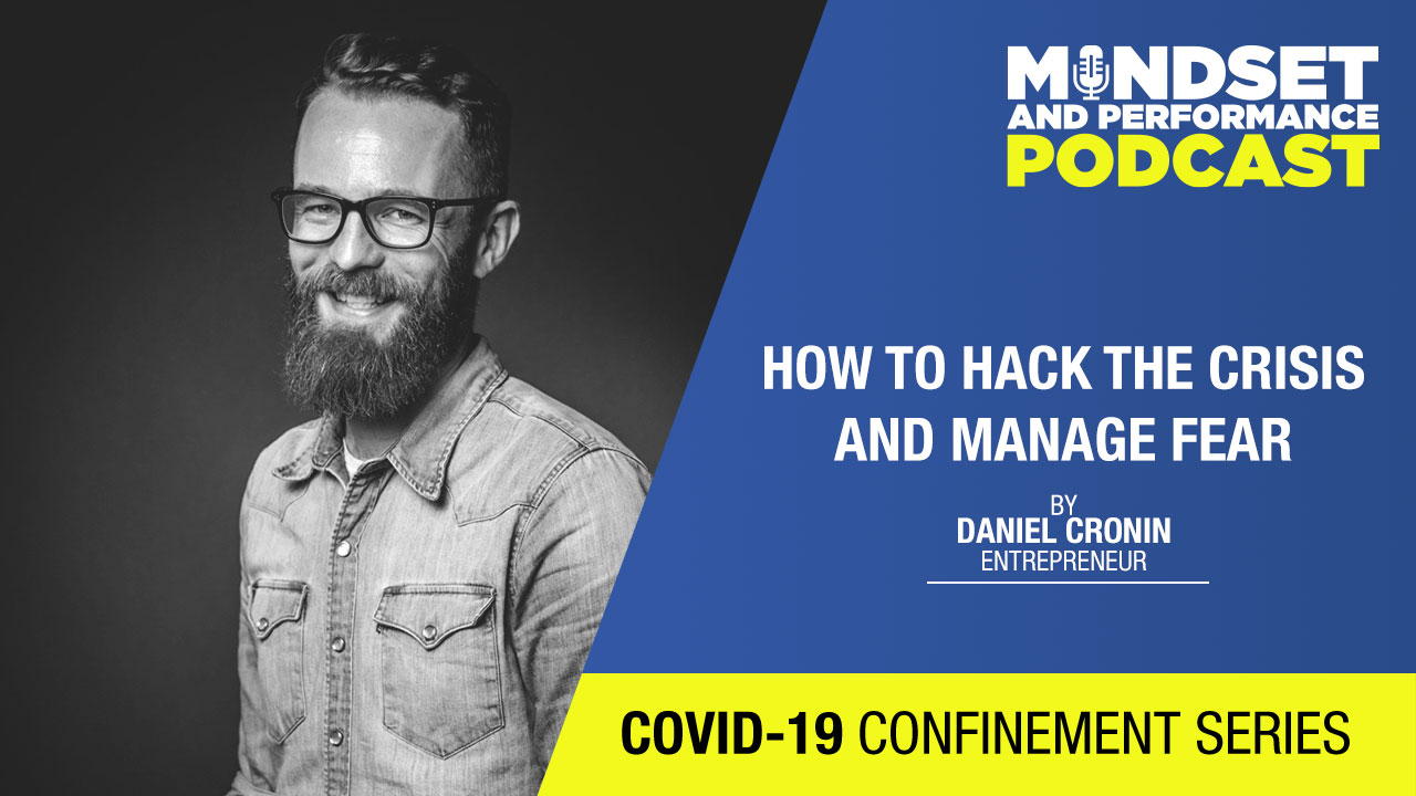 Daniel Cronin on how to hack the crisis
