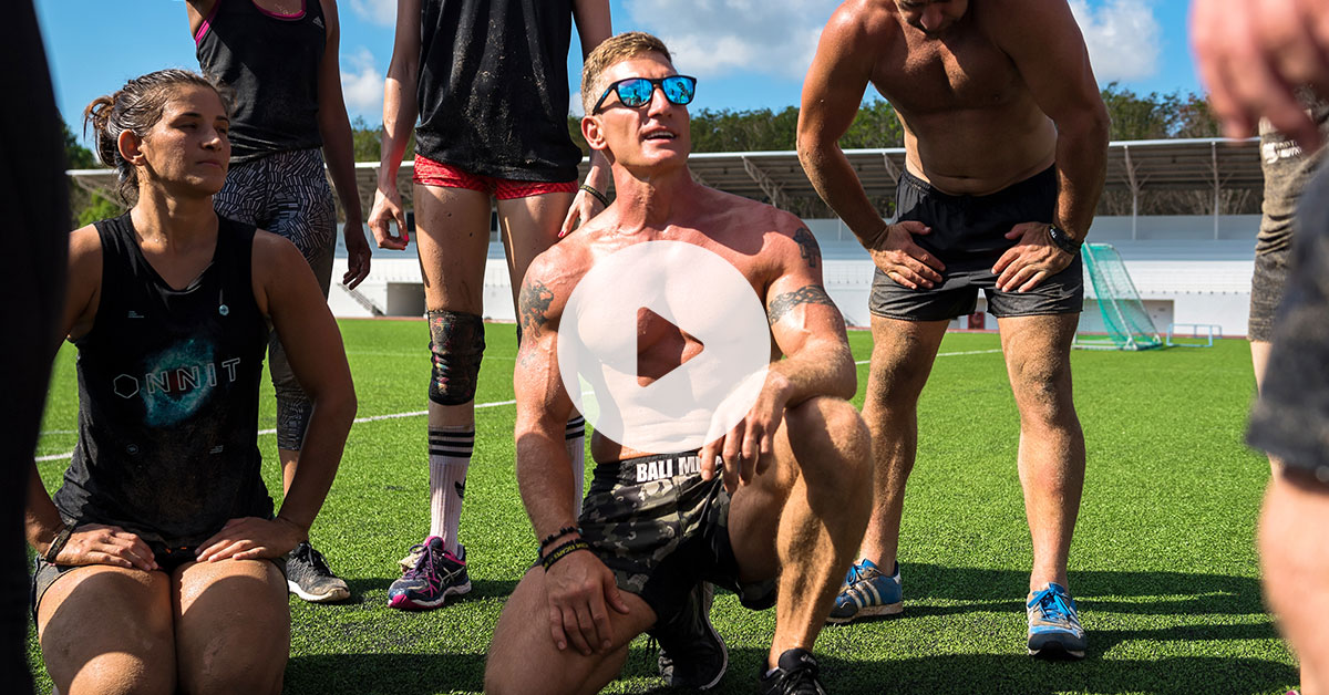 Coach Mark Mariani On Focus and Consistency